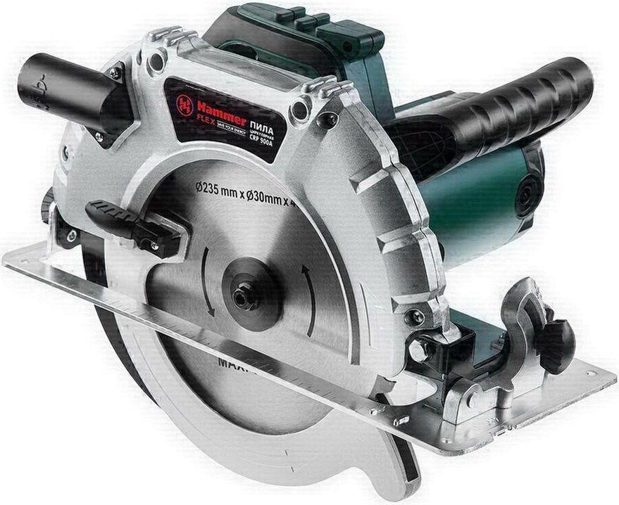 Циркулярная пила Hammer CRP 900 А (дисковая) CRP900А