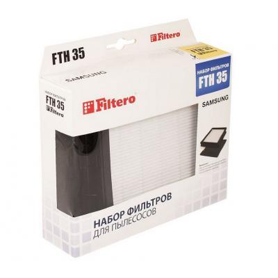 Фильтр для пылесоса Filtero FTH35 SAM