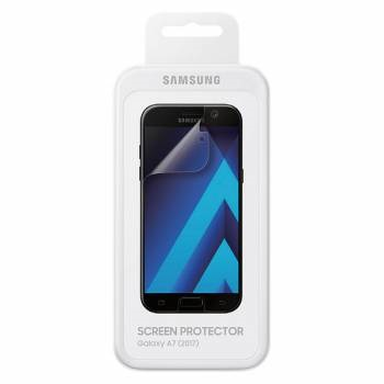 Защитная пленка для смартфона Samsung ET-FA720CTEGRU для Galaxy A7, прозрачная
