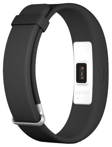 Фитнес-браслет SONY SmartBand 2 SWR12, черный 2 SWR12 Black