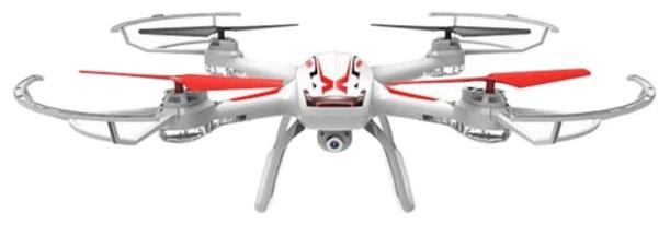 Квадрокоптер Syma X54HW, белый X54HW WHITE