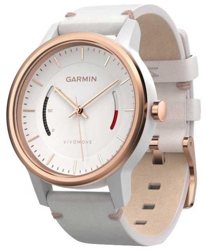 Умные часы Garmin Vivomove Classic, золотистые 010-01597-11