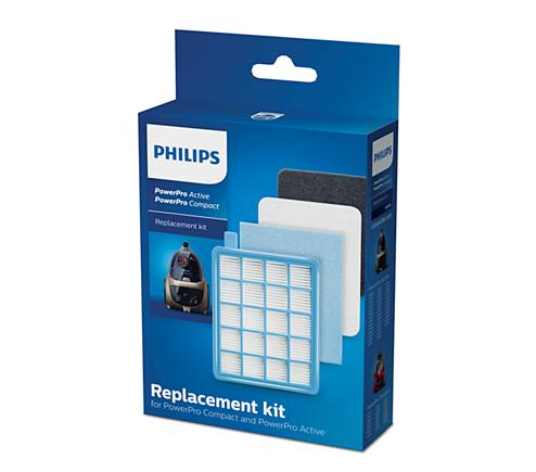 Фильтр для пылесоса Philips FC8058/01, (комплект)