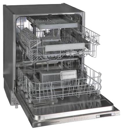 Посудомоечная машина Kuppersberg GLF 689 (встраиваемая)