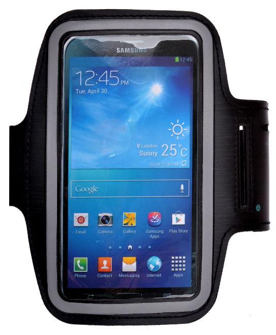 SkinBox Sport Cases 6.0'' (T-S-U6.0-002), универсальный, чёрный