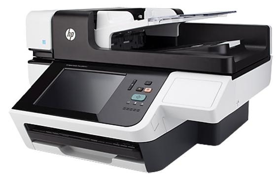 Сканер HP Digital Sender Flow 8500 fn1 (планшетный) L2719A#B19