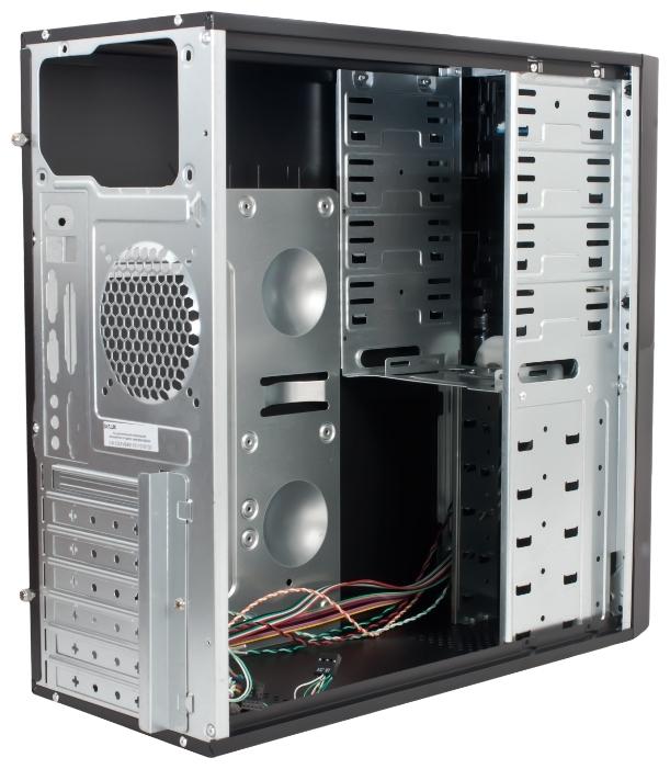 Корпус Delux DLC-MV875 550W, черный