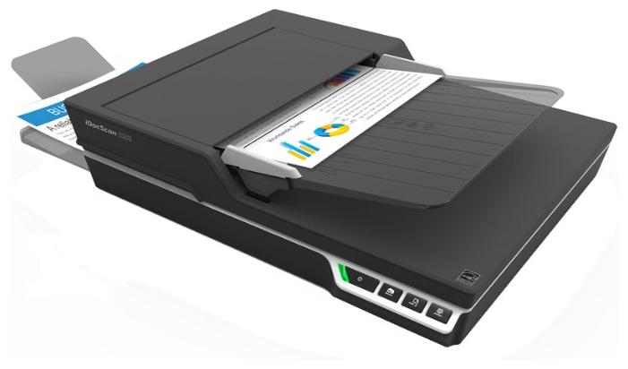 Сканер Mustek iDocScan D25 (протяжный) IDOCSCAND25