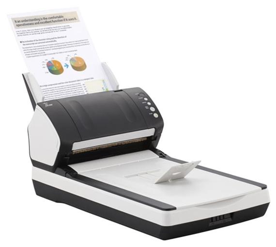 Сканер Fujitsu fi-7240 (протяжный) PA03670-B601