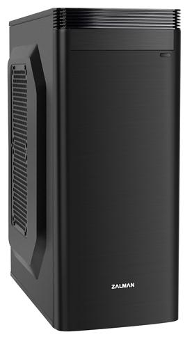 """������ Zalman ZM-T5, ������ (Mini-Tower, mATX/Mini-ITX, �� ���, 2x 3.5"""", 3x 2.5"""", 1x 5.25"""", USB3.0)"""