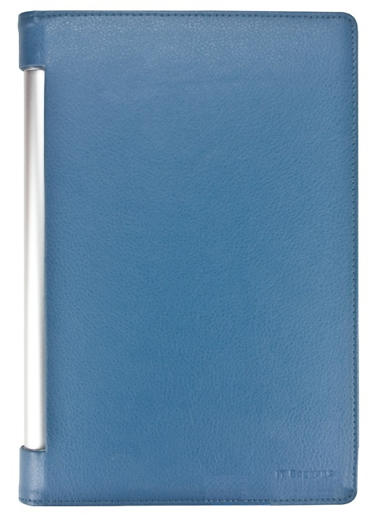 Чехол для планшета IT-BAGGAGE IT BAGGAGE для планшета LENOVO Yoga Tablet 2, 10.1'', искус.кожа, синий ITLNY210-4