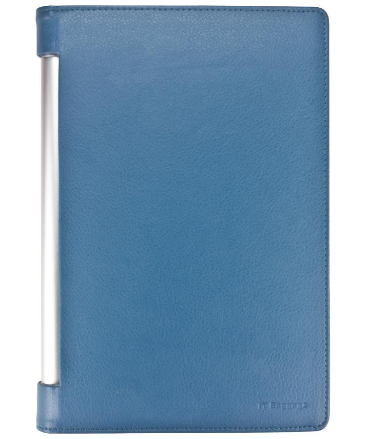 IT-BAGGAGE IT BAGGAGE для планшета LENOVO Yoga Tablet 10'' B8000/B8080 искус.кожа, синий