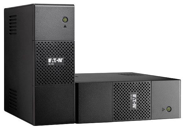 Источник бесперебойного питания Eaton 5S 5S700i 700 ВА / 420 Вт, черный