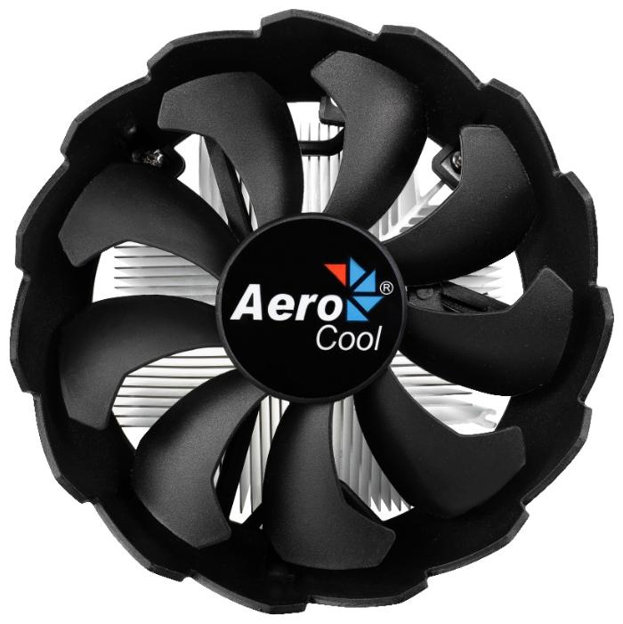 Кулер AeroCool BAS (100 W, Soc 115)