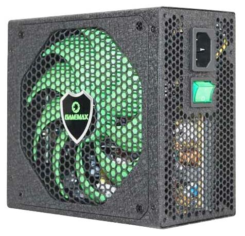 Блок питания GameMax GM-500 (500 W, 139 mm fan)