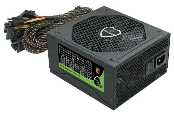 Блок питания GameMax GM800 (800 W, Active PFC) GM-800