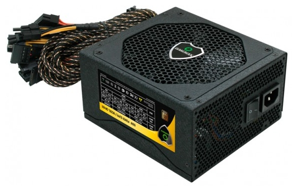Блок питания GameMax GM600 (600 W, 139 mm) GM-600