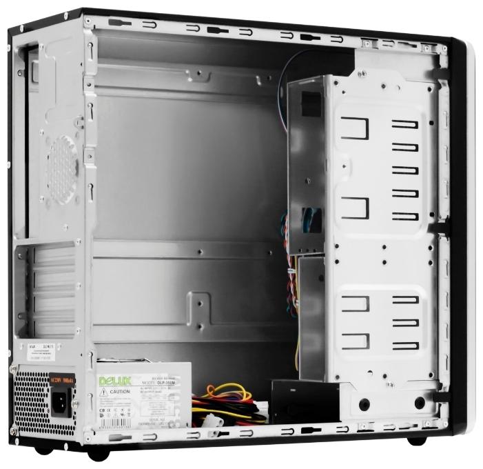 Корпус Delux DLC-ML113 400W, черный