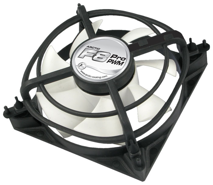 Кулер Arctic-Cooling Arctic F8 Pro PWM (AFACO-08PP0-GBA01)