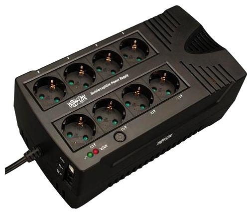 Источник бесперебойного питания Tripp-Lite AVRX750UD 450Вт/750ВА, черный