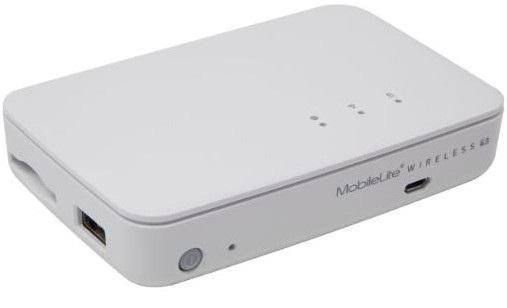 Устройство для чтения карт памяти Kingston MLWG3ER белый
