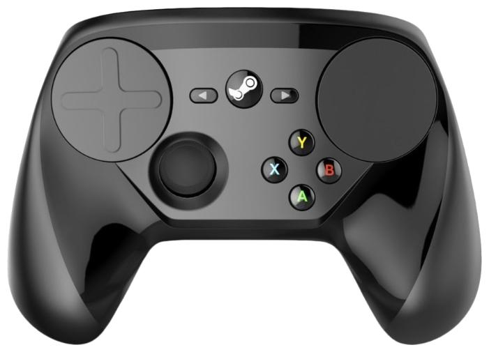 Геймпад Valve Steam Controller (беспроводной), черный