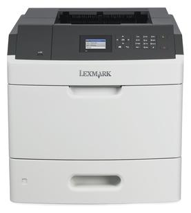 Лазерный ч/б принтер Lexmark MS811dn (настольный) 40G0230