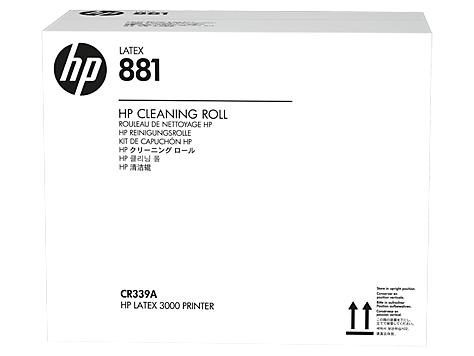 HP комплект 881 CR339A (комплект для очистки головки латексного принтера)