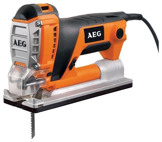 Электролобзик AEG PST500X (литая подошва)