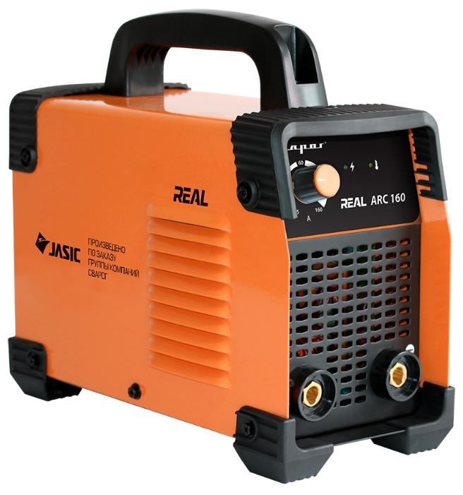 Сварочный аппарат Svarog Real ARC 160 (Z240, инверторный)
