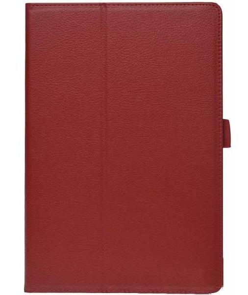 Чехол для планшета IT-BAGGAGE IT Baggage ITLNA7602-4 для планшета Lenovo IdeaTab A7600 искус.кожа, тёмно-красный ITLNA7602-3