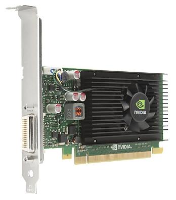 Видеокарта профессиональная HP Quadro NVS 315 PCI-E 1024Mb 64 bit (GDDR3, DMS-59), E1U66AA