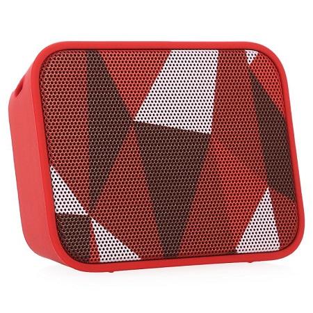 Портативная акустика Philips BT110, красная BT110 красная