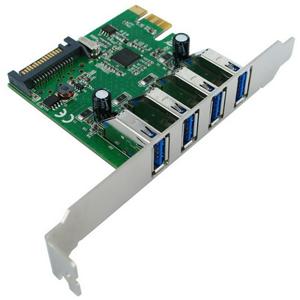 Контроллер Speed-Dragon EU306D-2 (PCI-E - 4x USB3.0)