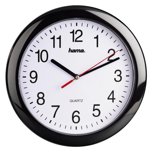 Часы интерьерные HAMA PP-250 H-113920, черные