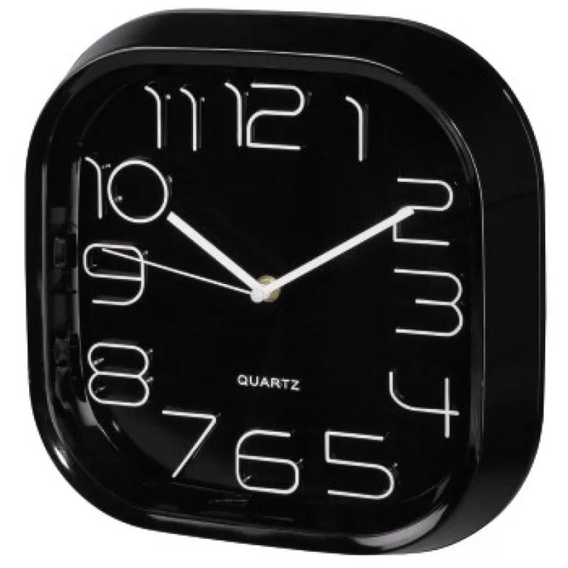 Часы интерьерные HAMA PG-280, черные 123161