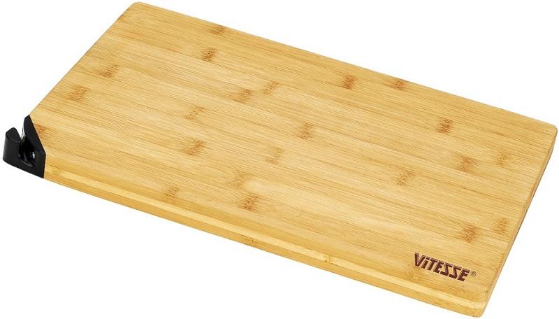 Разделочная доска Vitesse VS-1759, со встроенной точилкой для ножа