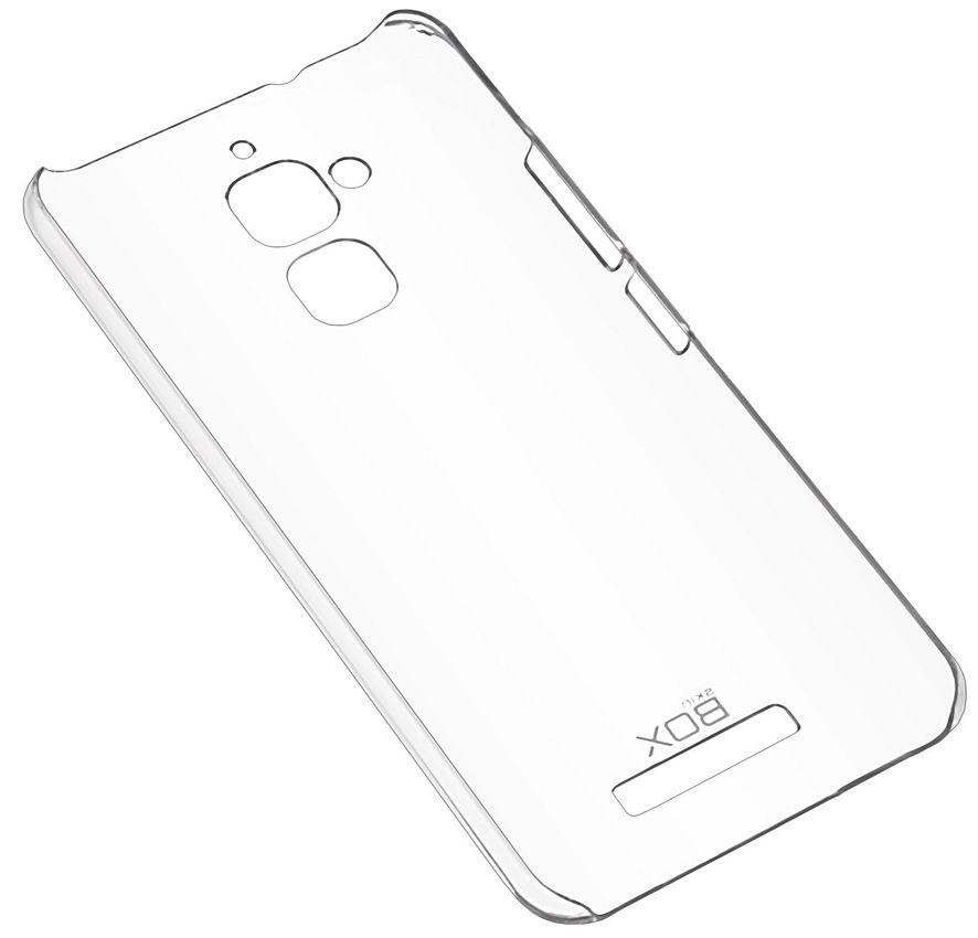 SkinBox 4People T-S-AZC520TL-007, для Asus Zenfone 3 Max (ZC520TL), прозрачный