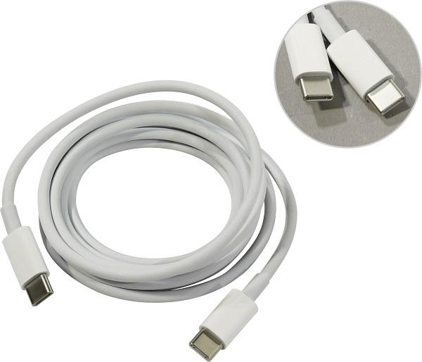 Кабель (шнур) apple USB-C Charge Cable белый MLL82ZM/A