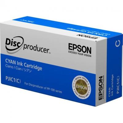 Картридж Epson C13S020447, голубой