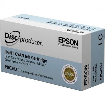 Картридж Epson C13S020448, светло-голубой