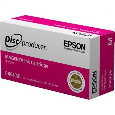 Картридж Epson C13S020450, пурпурный