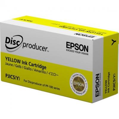 Картридж Epson C13S020451, жёлтый