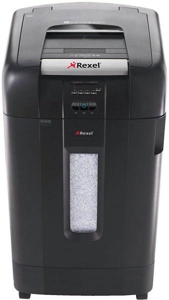 Уничтожитель бумаг REXEL Auto+ 750M, черный 2104750EU