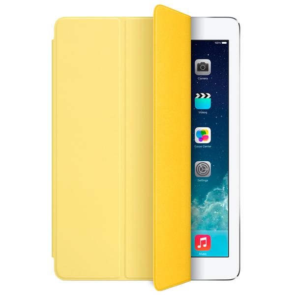 Чехол для планшета apple Air Smart Cover для iPad Air / Air 2, жёлтый MF057ZM/A