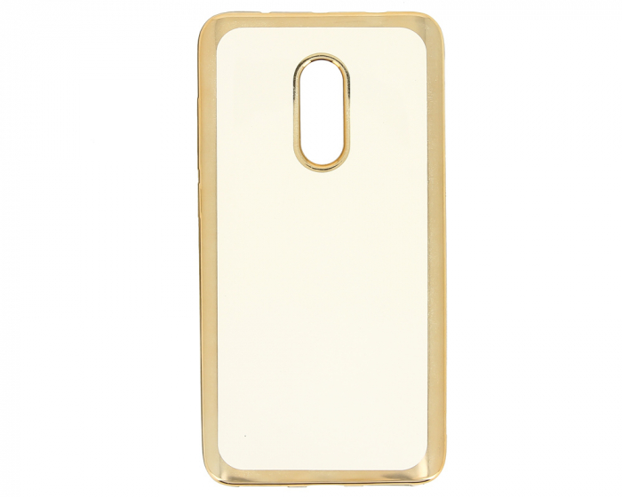HallSen для Xiaomi Redmi Note 4 с золотыми краями