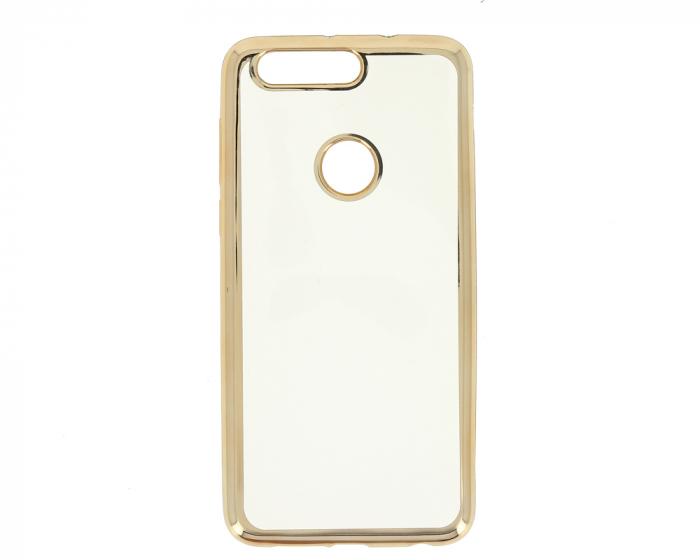 HallSen (UPG1049012) для Huawei Honor 8, с золотыми краями