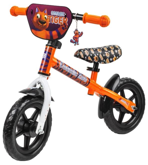 Беговел Small-Rider Cosmic Zoo Ballance, оранжевый (тигренок) id:20846)