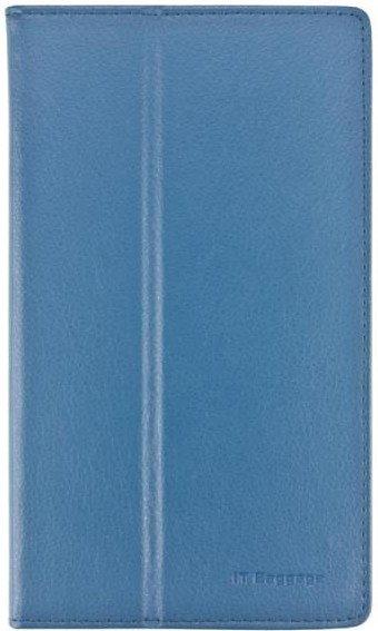 "IT-BAGGAGE Чехол IT BAGGAGE для планшета ASUS MeMO Pad 7 ME572C/CE искус. кожа с функцией ""стенд"" синий"