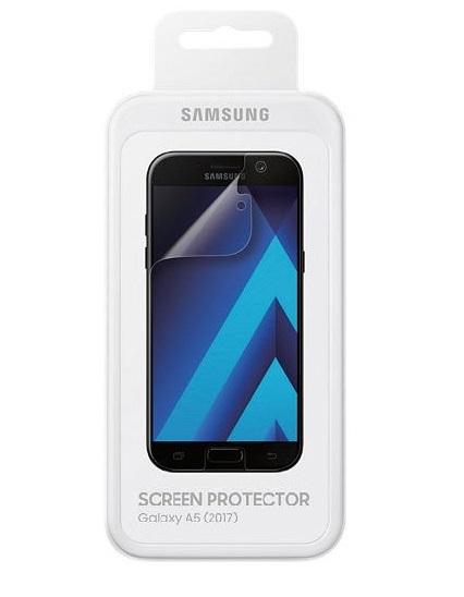 Samsung ET-FA520CTEGRU для Galaxy A5 2017, прозрачная